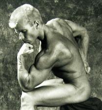 Wade Lightheart Portret