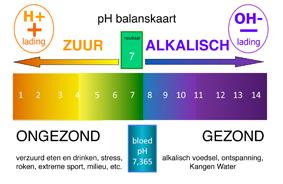 pH Balanskaart - JeePee 72 DPI